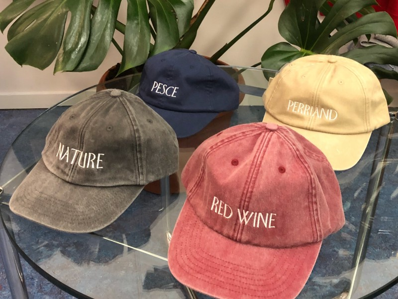 Tribute hats